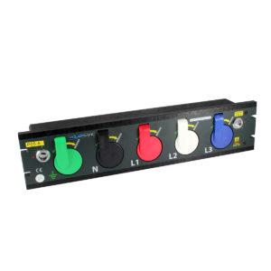Powersafe Box Drain 800A 5 Port 108mm