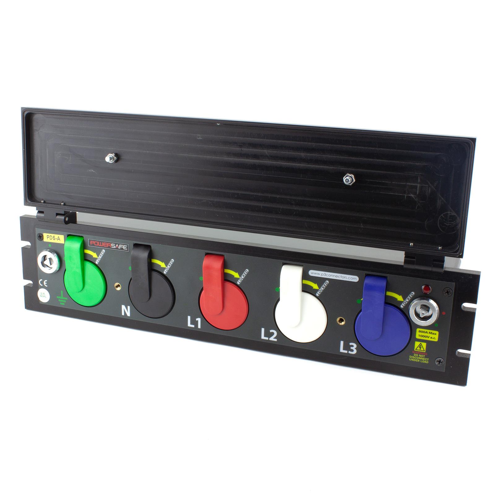 Powerlock Mating Box