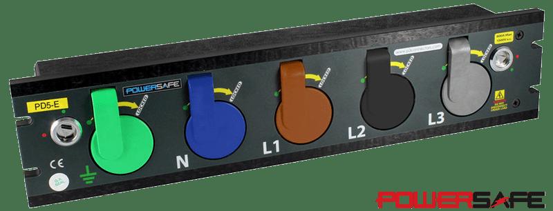 Powersafe Distrobution Box