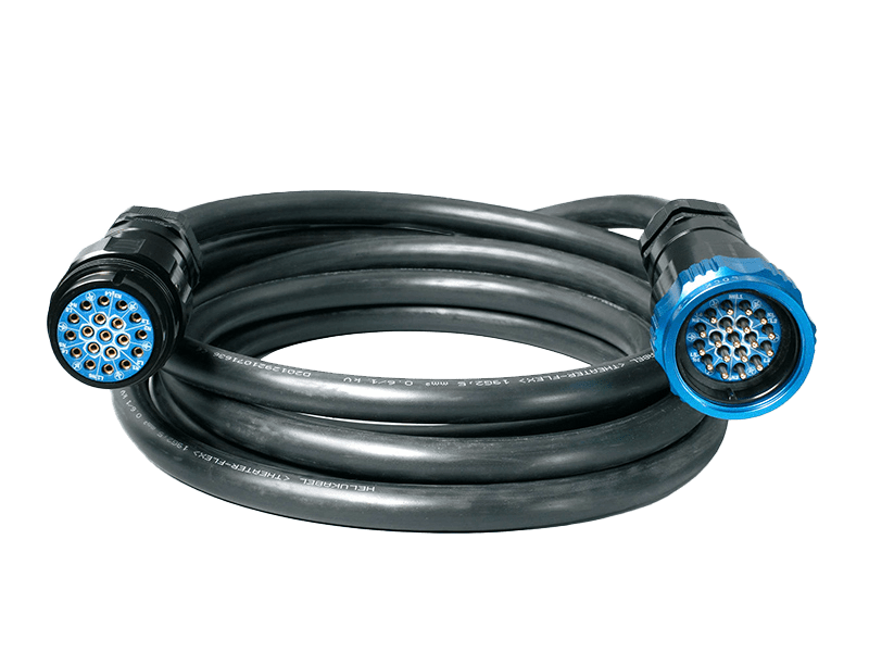 Showsafe Socapex Cable